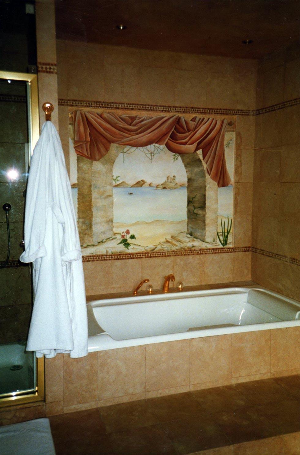 decor fresque cocepia peinture trompe l 39 il en r gion centre r novation agencement. Black Bedroom Furniture Sets. Home Design Ideas