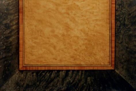 Copie de bois de rose cocepia peinture trompe l 39 il en for Peinture bois de rose