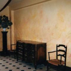d cor faux marbre cocepia peinture trompe l 39 il en. Black Bedroom Furniture Sets. Home Design Ideas